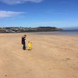 Nearby Benllech beach